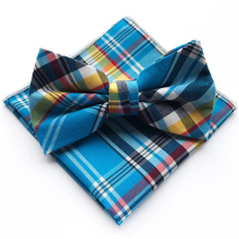100% Cotton Men's Bow Ties and Pocket Squares