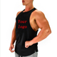 Wholesale Fitness Clothing,Men's Tank Tops Gym Singlet fitness gym Stringer
