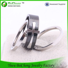 Alibaba website 316l stainless steel jewelry ring joyas en acero inoxidable