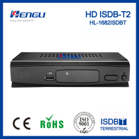 hot sell mpeg4 h.264 ISDBT receiver isdb-t set top box isdb-tb