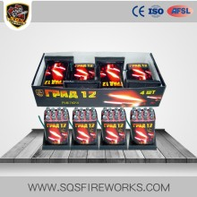 wholesale Chinese fireworks 12s missile battery saturn missile