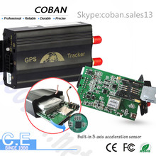 gps gsm car alarm and tracking system gps103 TK 103a coban gps car tracker with fuel sensor alarm