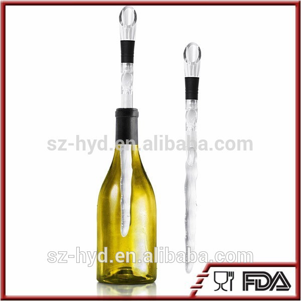 multi-functional wine cooler stick for red wine