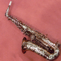 China Colored alto saxophones alto sax