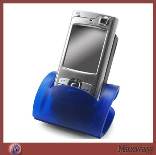 Zoom Promotional Merchandise Personalised Bespoke Printed Logo Acrylic Mobile Phone Holder