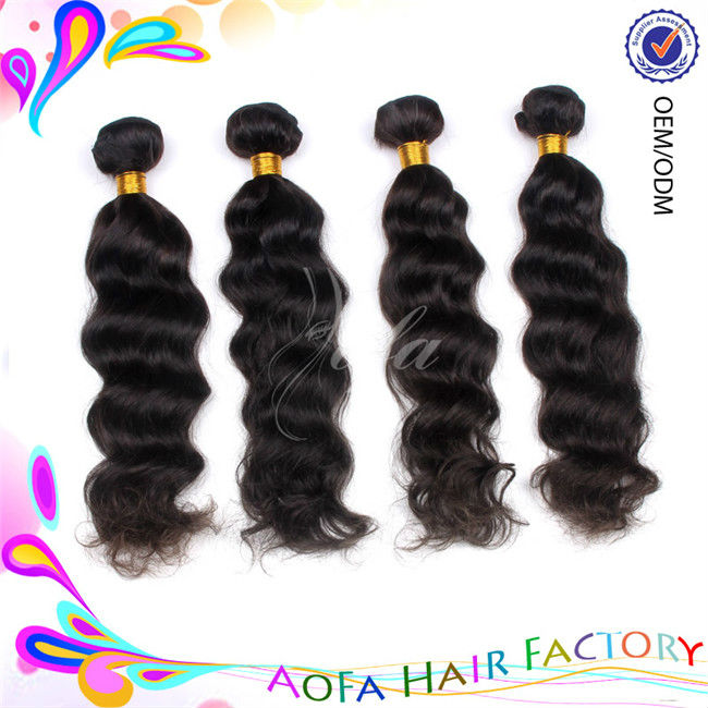 The best quality 5A grade virgin Brazilian 100% human hair