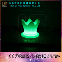 Best Quality Chinese Manufacturers Direct Sales High Fashion Many Colors Changing LED plastic Chess Pieces RGB LED Decoration