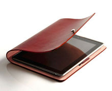 High quality flexible flip leather cover slim-fit folio leather case tablet cover stylish leather cover for ipad mini