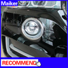 Chrome cover accessories for BMW X5 headlight cover and taillight cover from Maiker Auto