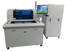 Automatic curve separate cutter machine for pcb precision cutting