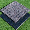 Rubber Roll Mat For Fitness 2017