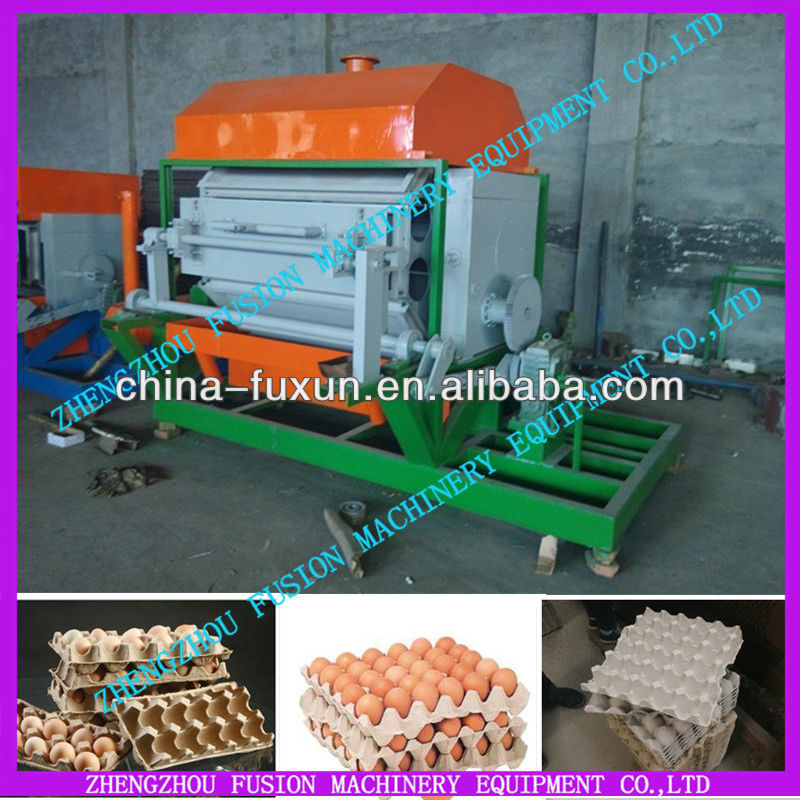 Hot sale Fruit / egg tray making machine india