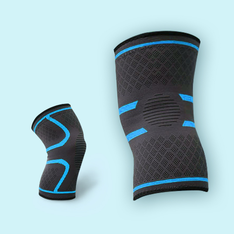 Wholesale Knee Braces knee cap protector Anti Slip Knee Pad for Jogging Basketball Cycling