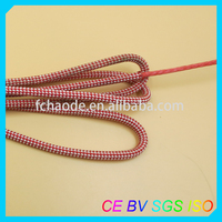 high strength sailing rope with UHMWPE core and polyester sheath for sailing boat