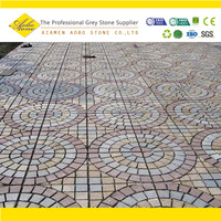Colorful paving stone classic styles granite