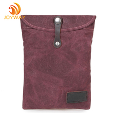 Hight Quality Waxed Canvas Waterproof Tablet cover Case for Ipad mini