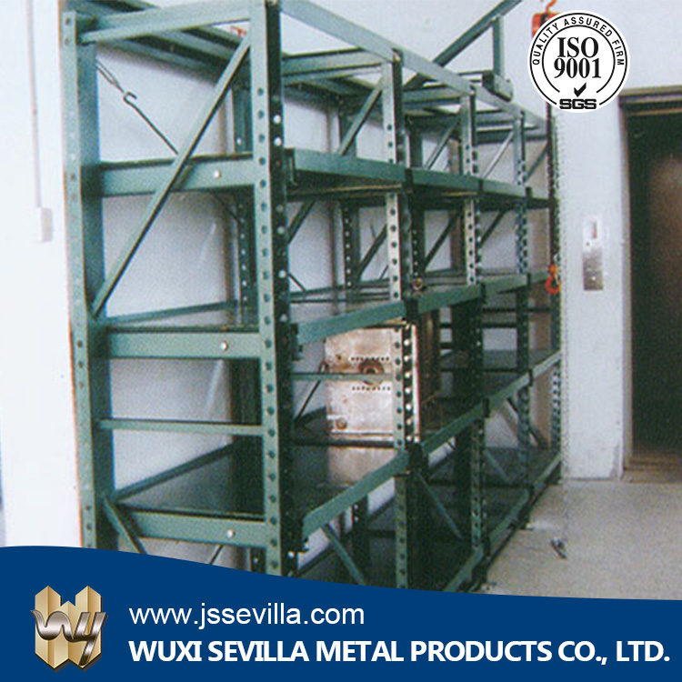 stockroom shelves Warehouse Heavy Duty Mold Storage Rack