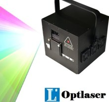 2w RGB Full Color Stage Laser Light Projector