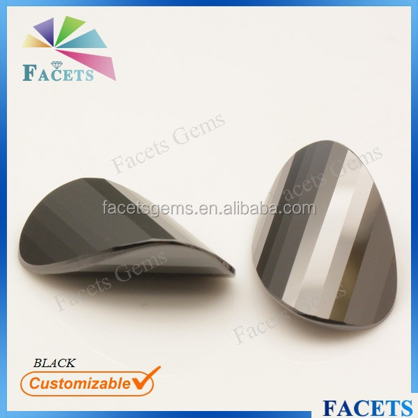 FACETS GEMS Wholesale Fancy Cut Black Onyx Gem Stones Price