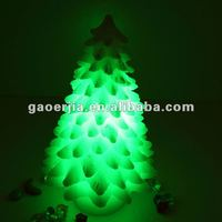 Big Christmas Tree Shaped LED Candle Night Light
