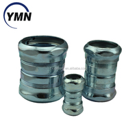 China Professional Manufacturer High Quality Pipe Fitting Industrial Electrical Metallic Tubing Coupling