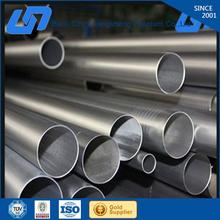 Certified Annealed grade 5 titanium threaded pipe price per kg
