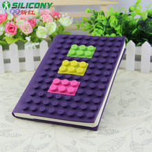 2017 silicone cover for book, silicone sleeve for notebook