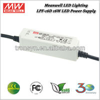 Meanwell LPF-16D-42 (16W 42V 0.39A)16W Single Output Switching Dimmable LED Strip Driver Power Supply