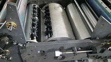 printing press parts for komori offset spare parts cylinder for sale.