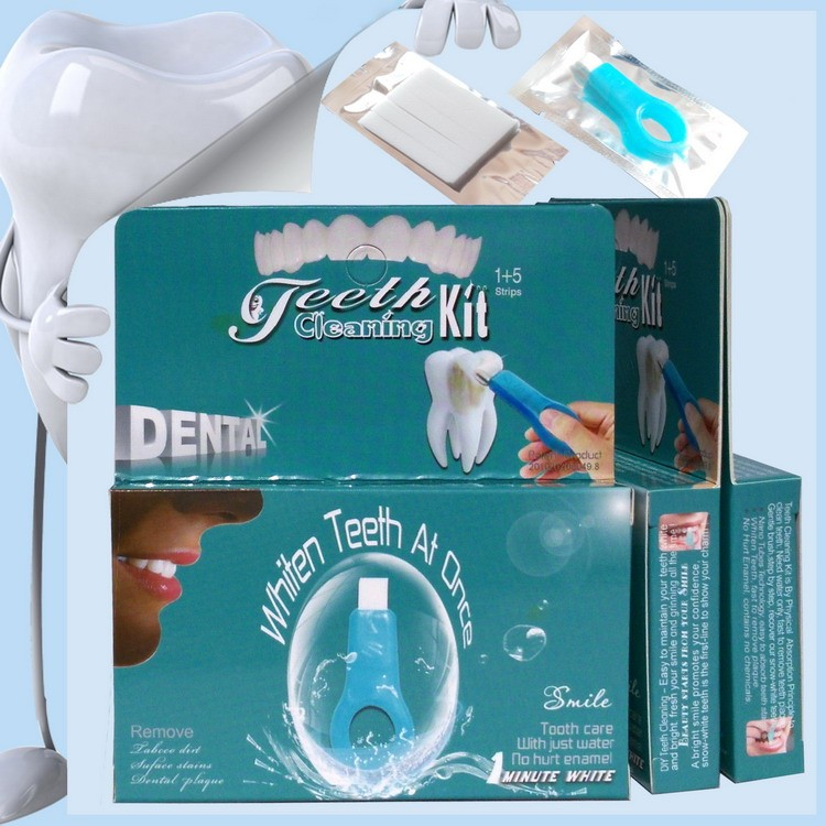 Hot products for united kingdom 2020 Peroxide Free High Quality Teeth Whitening Kit