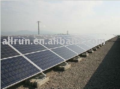 promotion price 10KW Large solar system on grid grid tie off grid solar power system