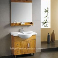 YMB-0026 bathroom furniture with mirror