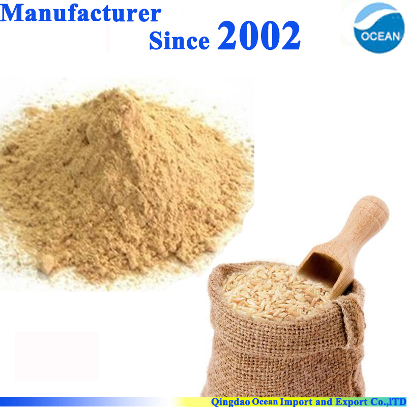Hot selling high quality Brown Rice Protein Powder 94350-05-7 with reasonable price and fast delivery!!!