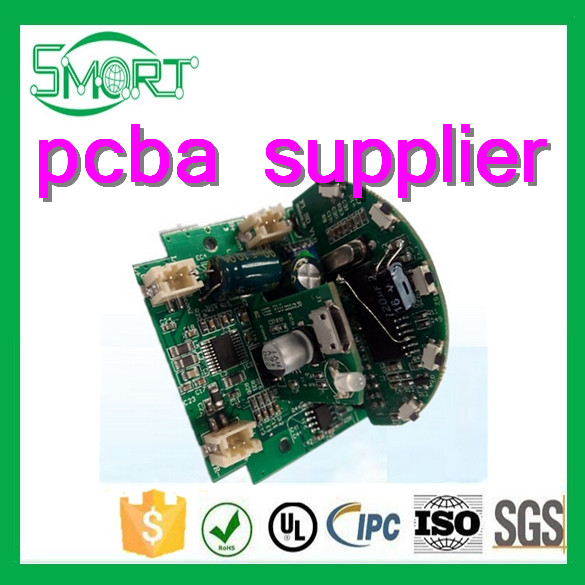 Smart Electronics Customized Printed Circuit Board gold PCBA Assembly