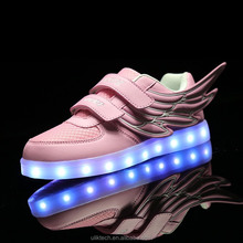 2017 cool gadgets led shoes wholesale shoe light led shoes for kids