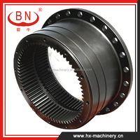 Apply to HITACHI EX200-5 Excavator PART No. Ring Gear for Travel Device Assy excavator part, excavating parts