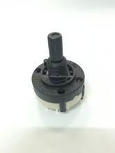HongYu High quality 4 position rotary switch rotary selector switch