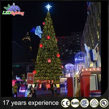 2016 commercial display 5m to 30m giant artificial christmas trees