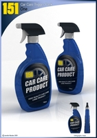 750ml Car Care Wheel Cleaner - PRIVATE LABEL