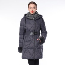 Excellent Quality Low Price Waterproof Quilted Down Coat
