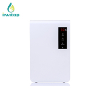 Solar powered home dehumidifier with Smart Touchpad &Silent mode &3000ml water tank