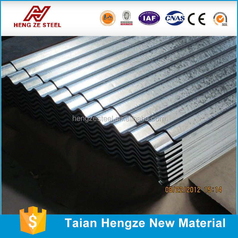 corrugated steel sheet/metal roofing zinc aluminium roofing sheets hot dip galvanized steel strip / coil
