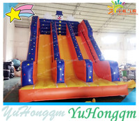 New Inflatable Game Slide for Family Party Events
