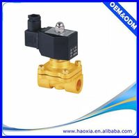 Direct acting bosch solenoid valves for air water gas oil