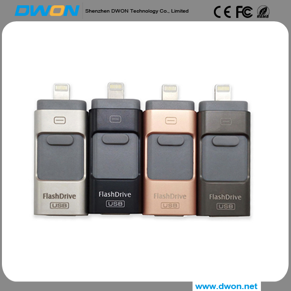 The top selling 3 in 1 otg usb <strong>flash</strong> drive for ios otg usb <strong>flash</strong> drive as Christmas gift with free sample