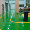 China quality supplier green concrete floor paint