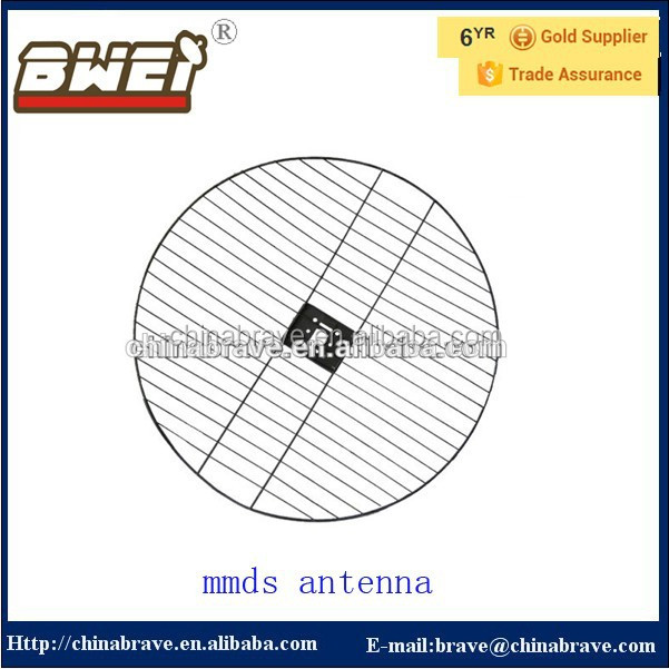 mmds grid dish antenna outdoor use provide oem sevices