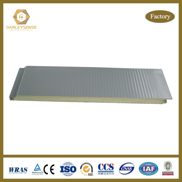 Sound Insulation panels for walls industrial pu sandwich with High Quality