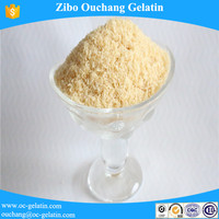 edible pig gelatin food porcine gelatin powder
