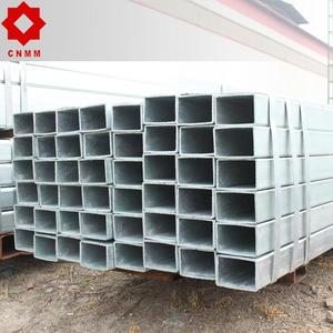 astm a160 hot deep tube pre galvanized rectangular steel pipe